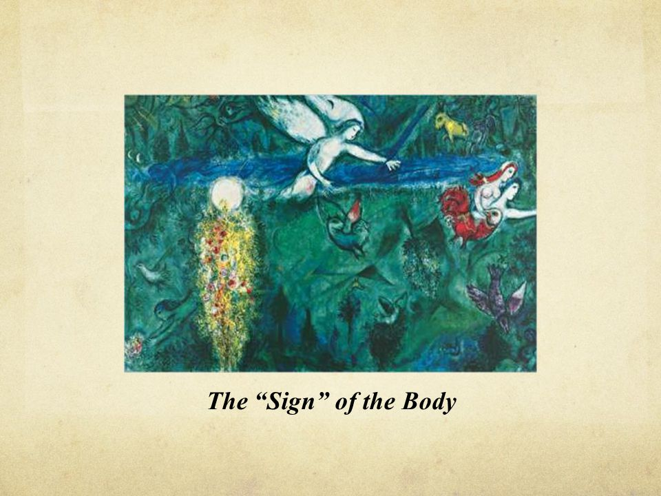 The Sign of the Body