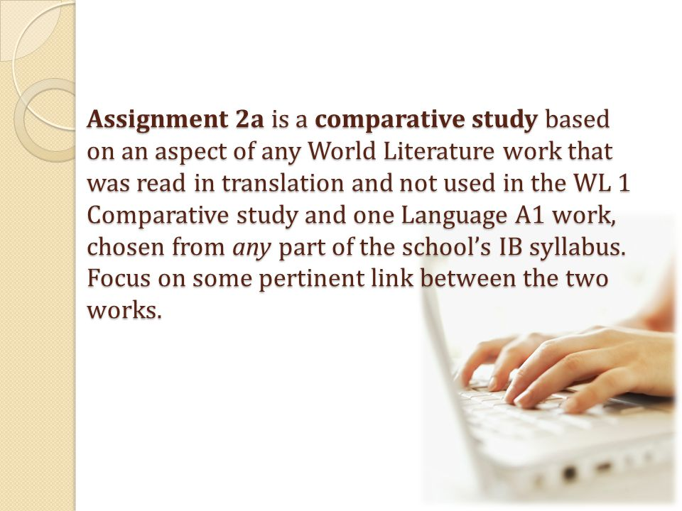 world assignment essay Myassignmenthelpcom is the best in giving essay assignment help i got the essay paper on cell division and trust me it was simply from all over the world.
