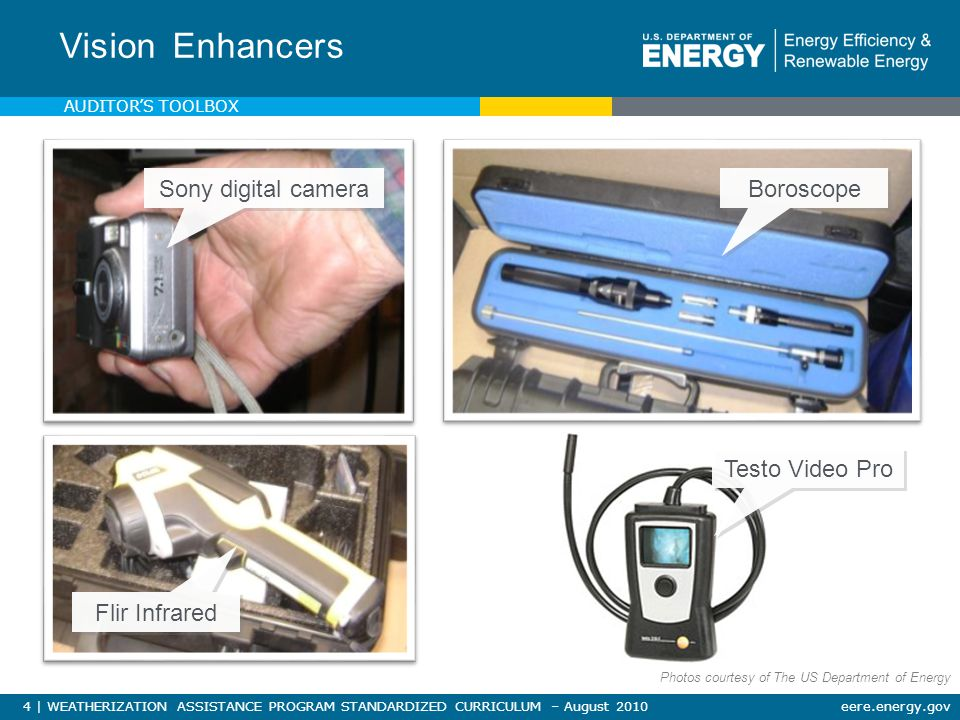 55   WEATHERIZATION ASSISTANCE PROGRAM STANDARDIZED CURRICULUM – August 2010eere.energy.gov Depressurize the home to 50 pascals Pressure pan each register location Record pressure differences Repair ducts and retest Pressure Pan Testing The goal is to reduce pressure pan readings at each register location to less than 1 pascal.