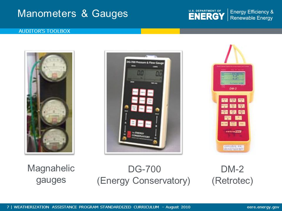 28   WEATHERIZATION ASSISTANCE PROGRAM STANDARDIZED CURRICULUM – August 2010eere.energy.gov Not Enough Insulation ATTIC INSULATION
