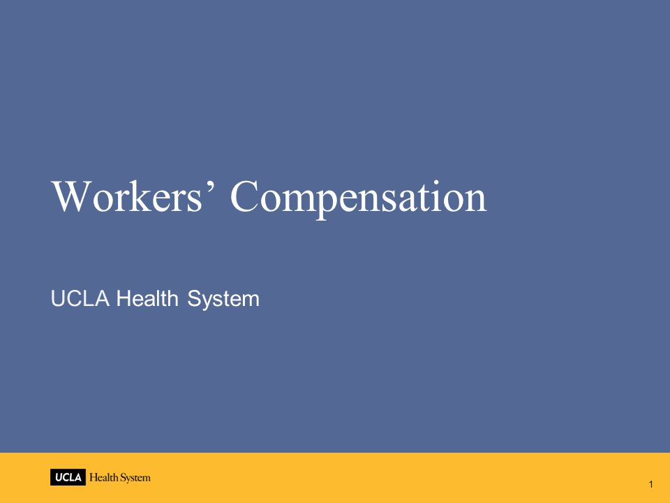 OPTION 1 If FMLA eligible, the employee will be on a FMLA Leave Without Pay If not eligible for FMLA, the employee will be on Workers' Comp Leave Without Pay Employee is fully responsible for insurance contributions according to the FMLA guidelines.