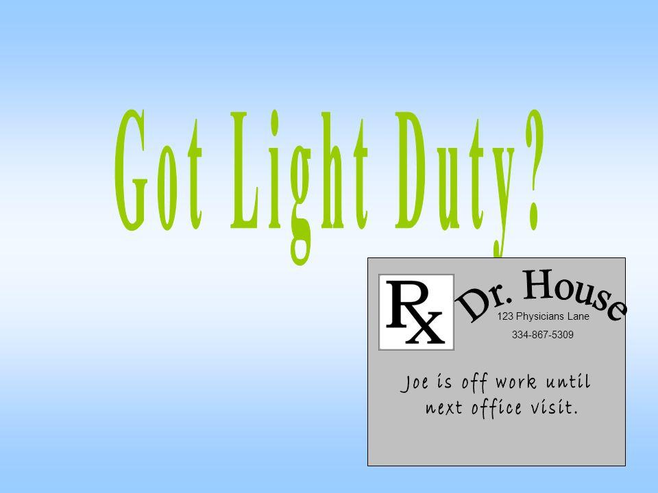 123 Physicians Lane 334-867-5309