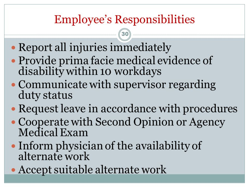 Identify and Challenge Questionable Claims Differing versions of injury  witness statements  medical documentation Previous injury  reports to work
