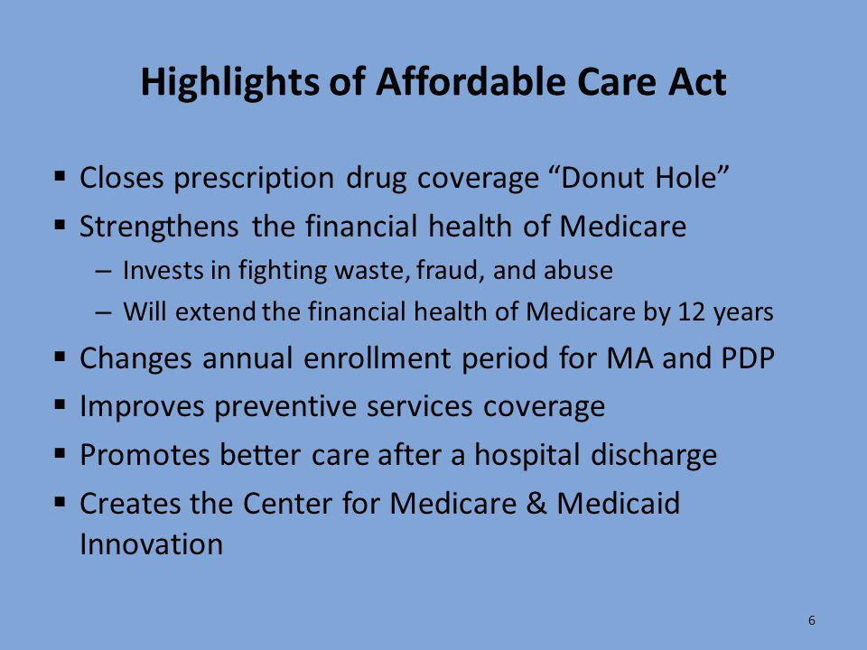 97 Part D and Medicaid  People with both Medicare and Medicaid – Get drug coverage from Medicare – Get low-income assistance ( Extra Help )  States may opt to cover non-Part D drugs – Does not count toward TrOOP  COB between plans, states, and pharmacies – Not required – Part D plans may choose to share data – Some Special Needs Plans coordinate services for Medicaid recipients