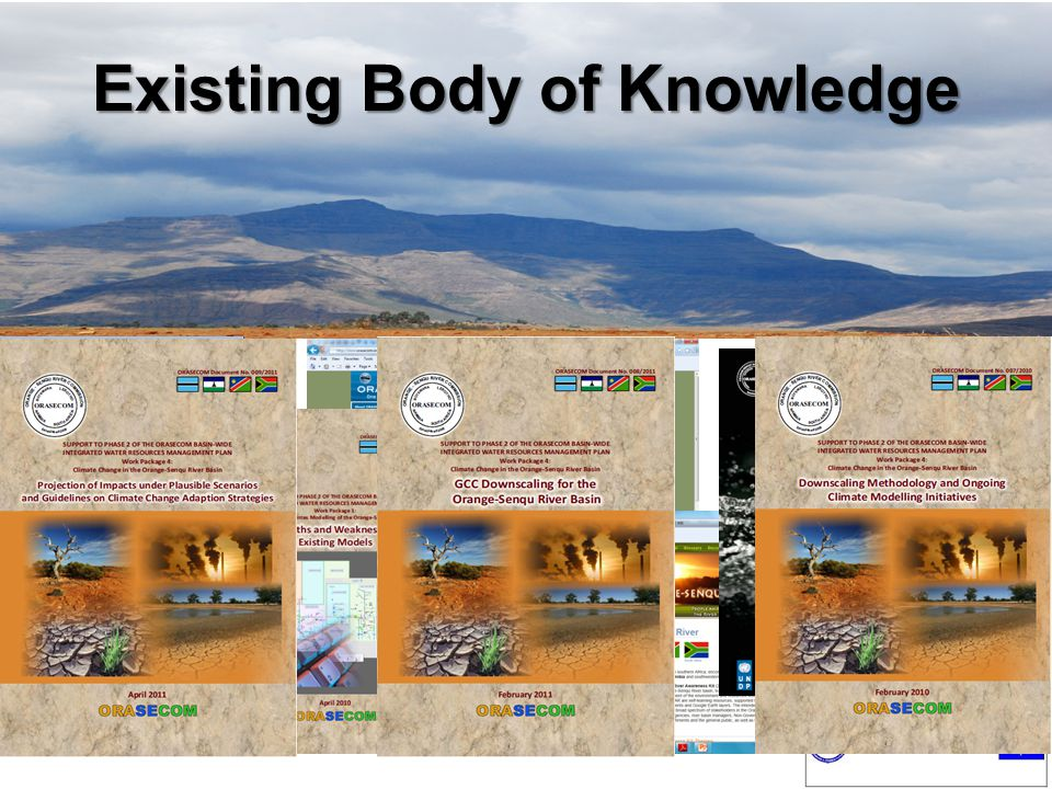 Existing Body of Knowledge