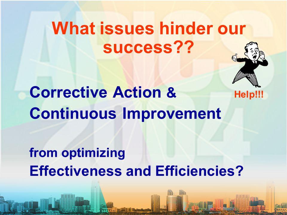 5 Step – Methodology 1.Define current process / problem.