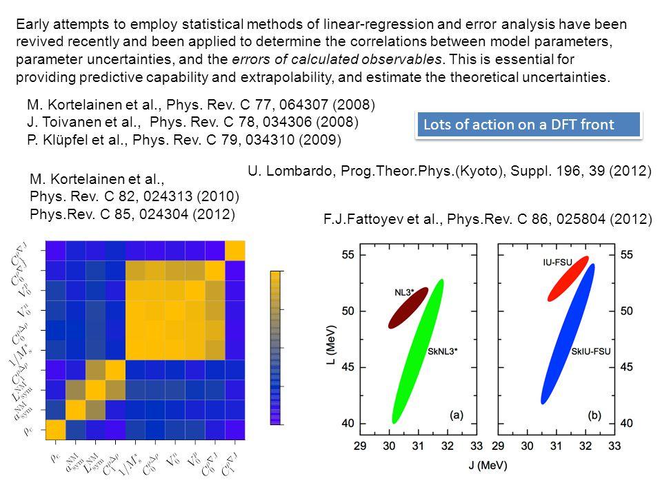 F.J.Fattoyev et al., Phys.Rev. C 86, 025804 (2012) M.
