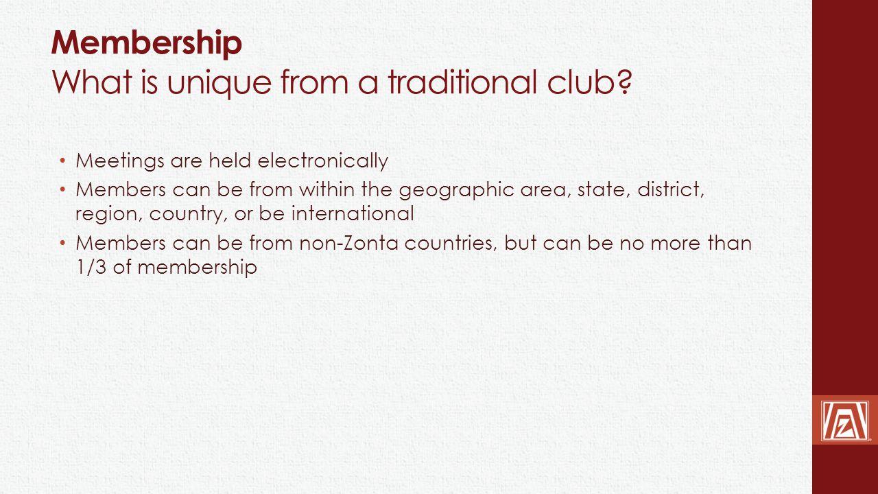 Current e-Clubs Zonta e-Club of Uruguay-1 Zonta e-Club of Silicon Valley Zonta e-Club of USA-1