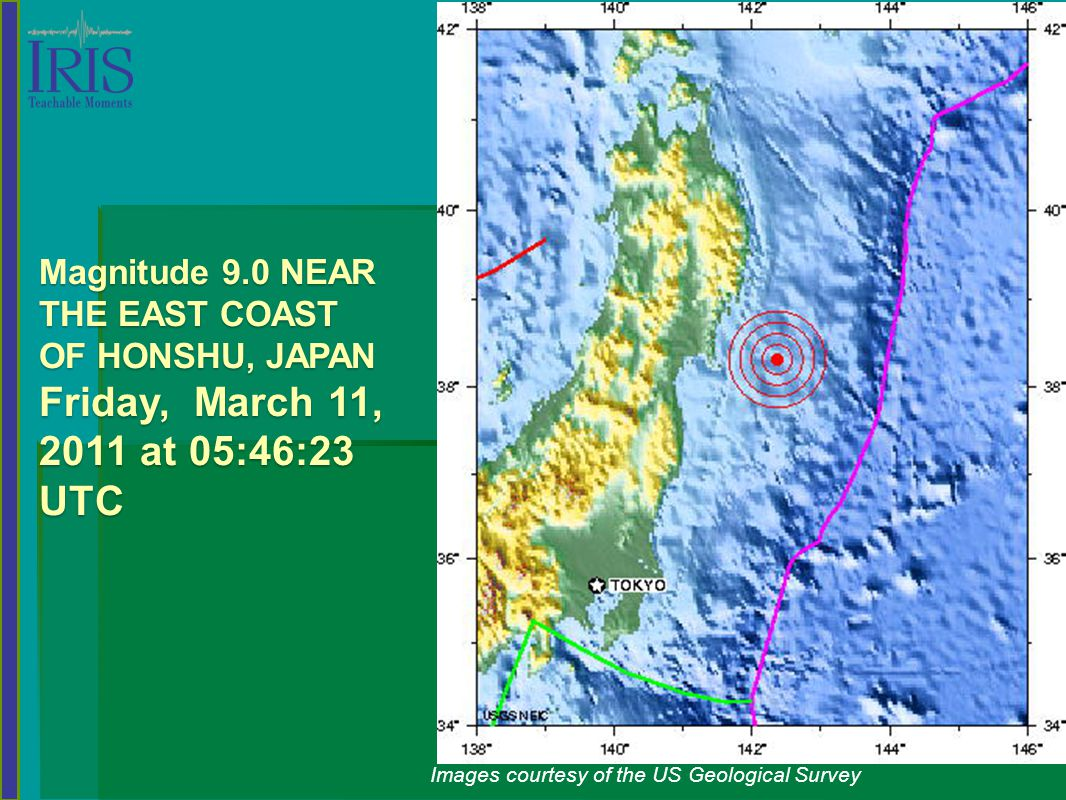 The earthquake occurred 130 km (80 miles) east of Sendai and 373 km (231 miles) northeast of Tokyo.