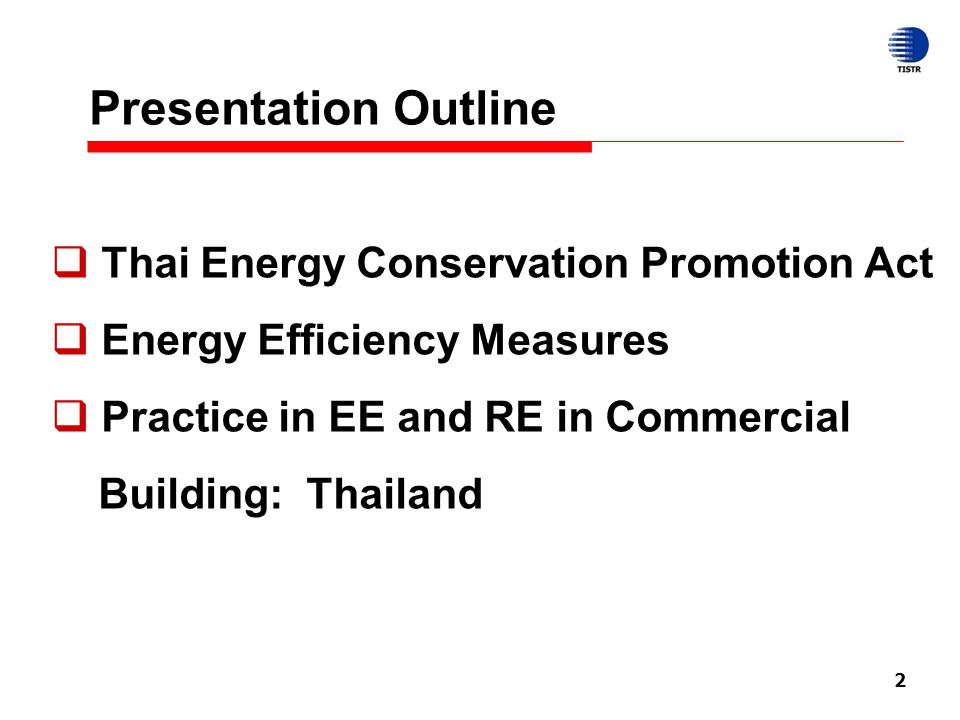 3 Thailand Energy Situation Energy Consumption by Economic Sectors in 2005