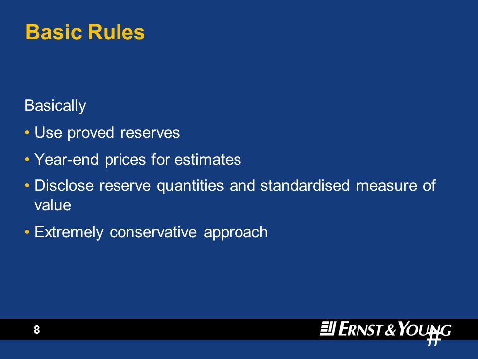 # 7 Schedule of Applicable SEC Rules Introduced 1977 Regulation S-X Article 4 210.