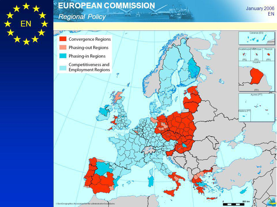 Regional Policy EUROPEAN COMMISSION January 2006 EN