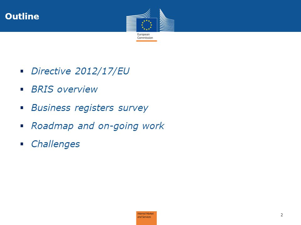 13 Documents and particulars disclosed by business registers 19 (70%) MS disclose a rich range of other documents and information beyond those required by Directive 2009/101/EC.