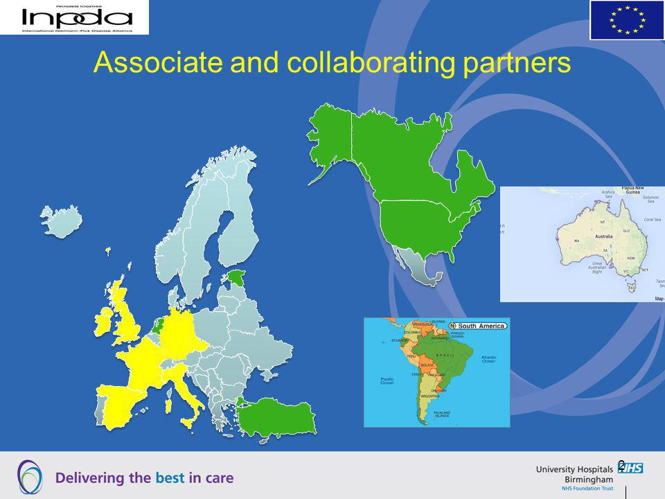Associate and collaborating partners 2