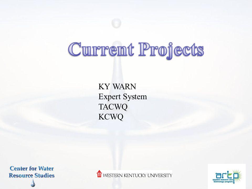 KY WARN Expert System TACWQ KCWQ