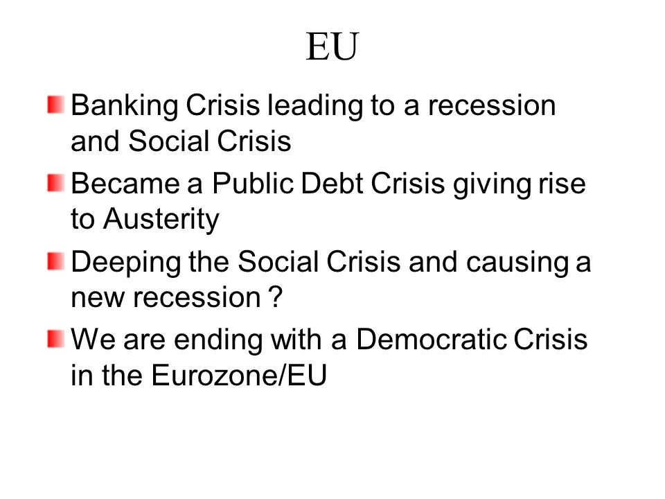 Barroso: Many member states need to show more ambition when it comes to fiscal consolidation, he said.