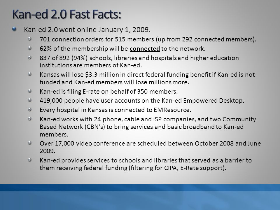 Codified in April 2001 and funded January of 2003.