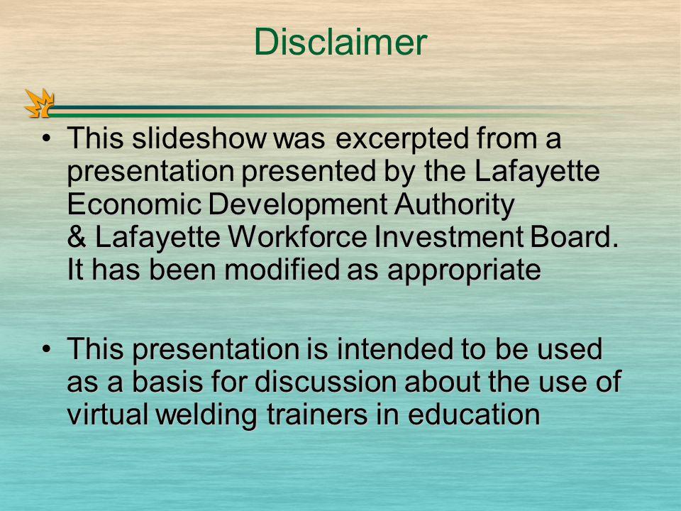 Lafayette Economic Development Authority & Lafayette Workforce Investment Board.