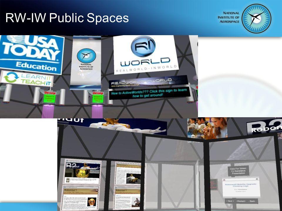 RW-IW Public Spaces