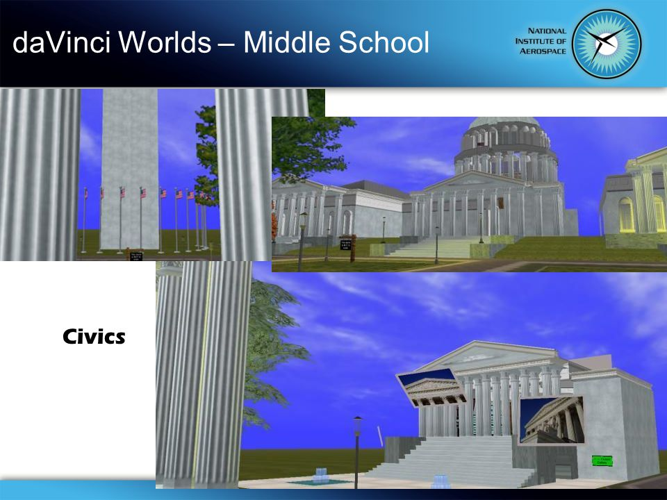daVinci Worlds – Middle School Civics