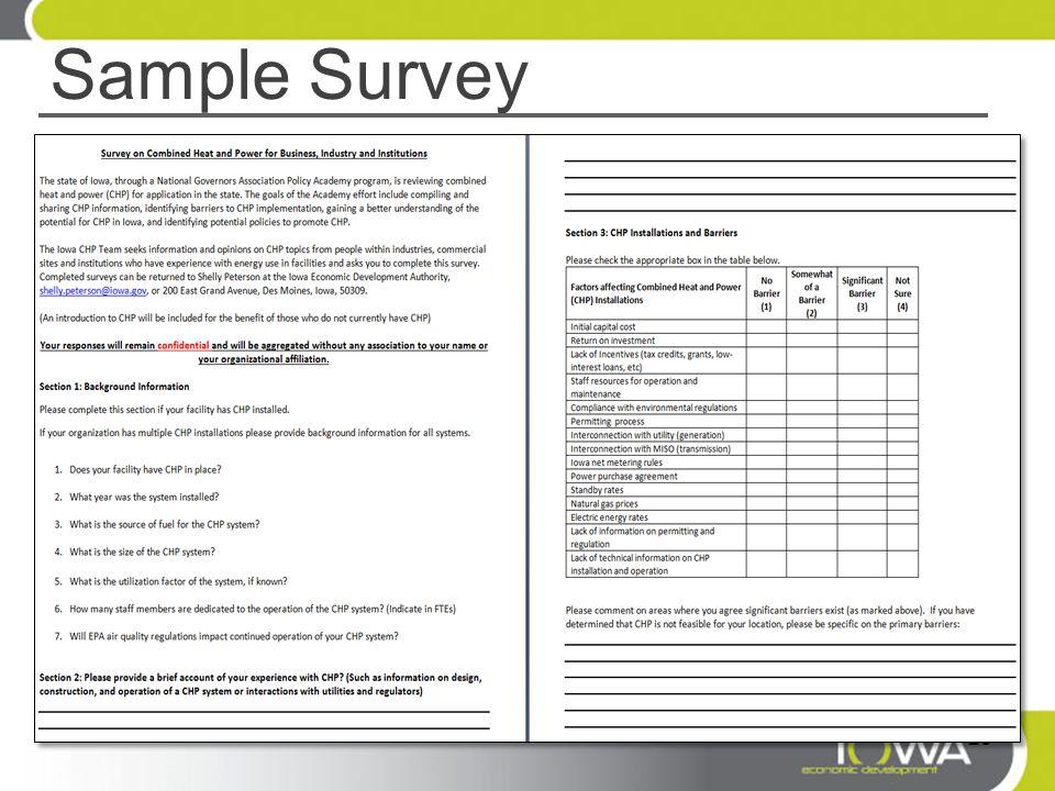 Sample Survey 28