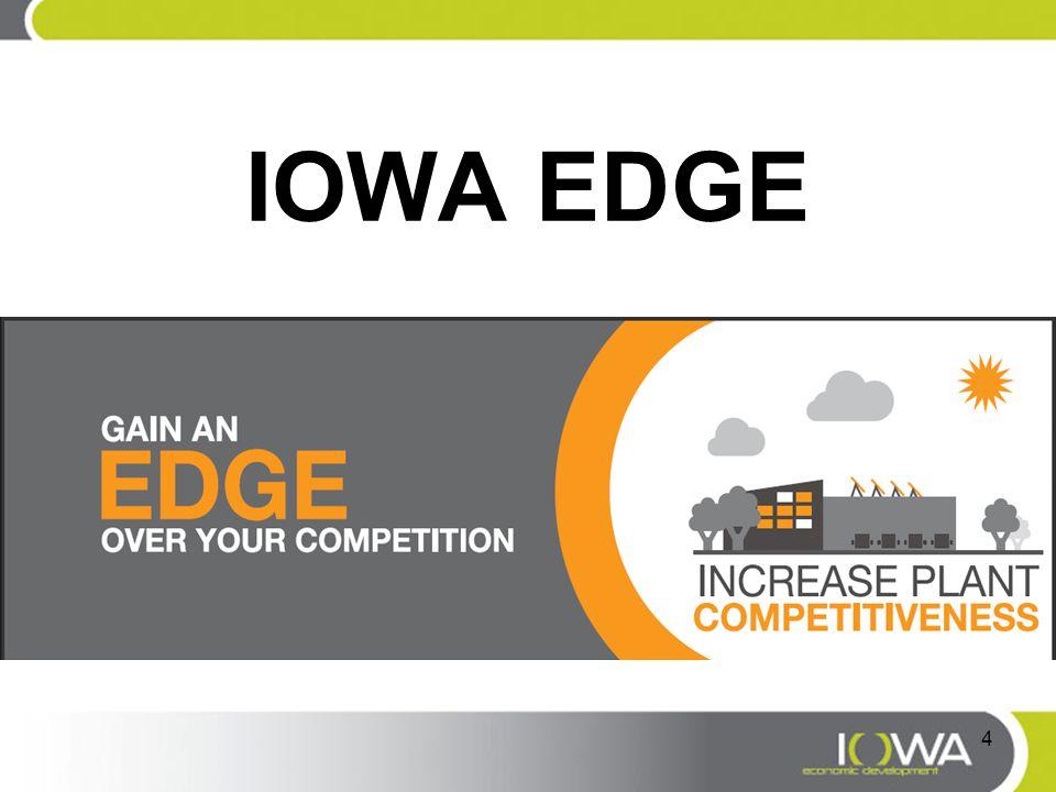 IOWA EDGE 4