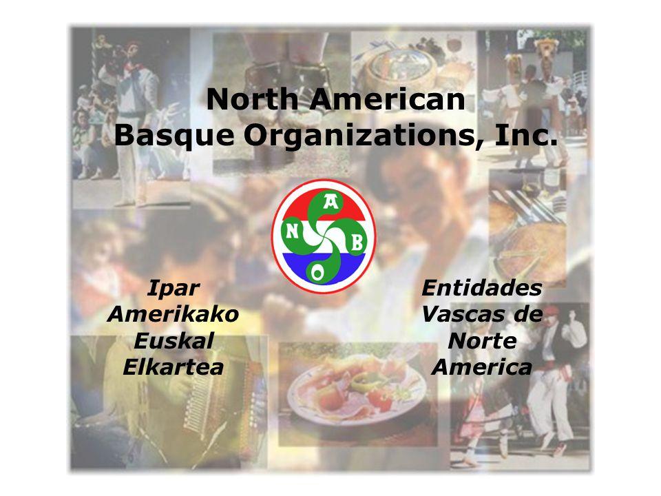 North American Basque Organizations, Inc.