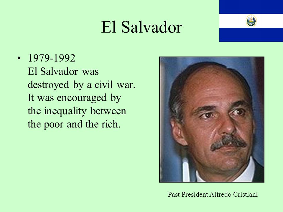 Kane, Maureen. The El Salvadoran Civil War. Nova Online.