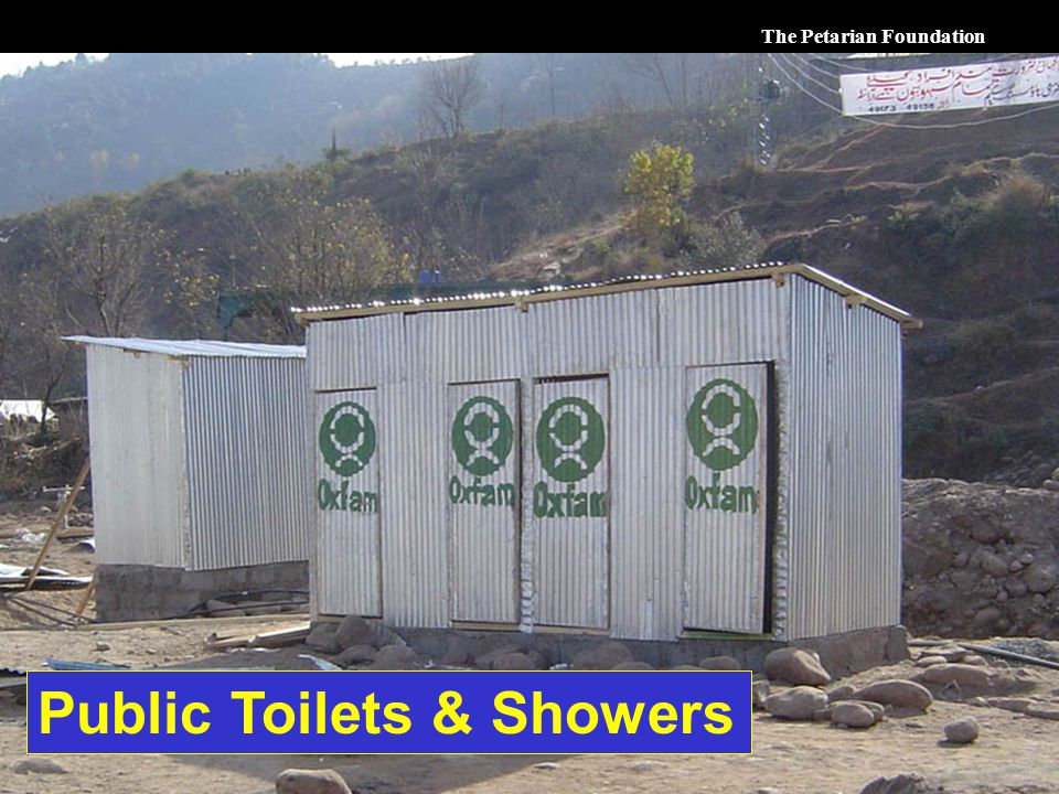 The Petarian Foundation Public Toilets & Showers