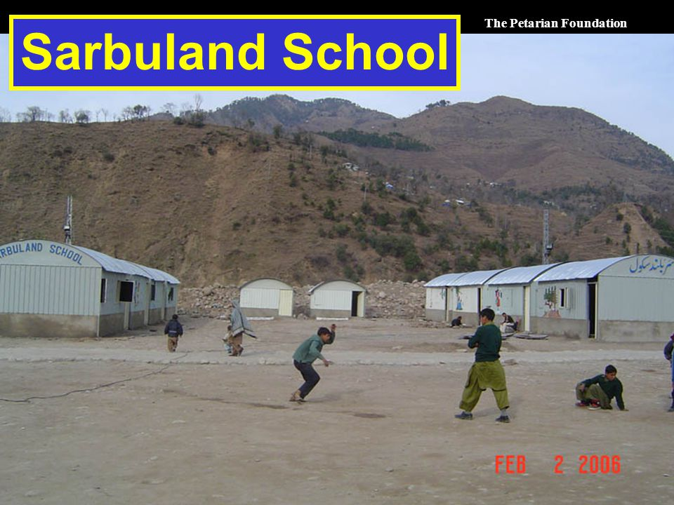 The Petarian Foundation Sarbuland School