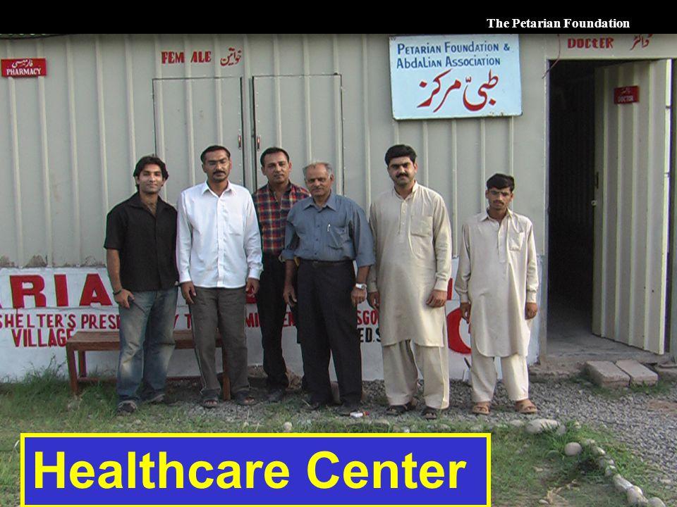 The Petarian Foundation Healthcare Center