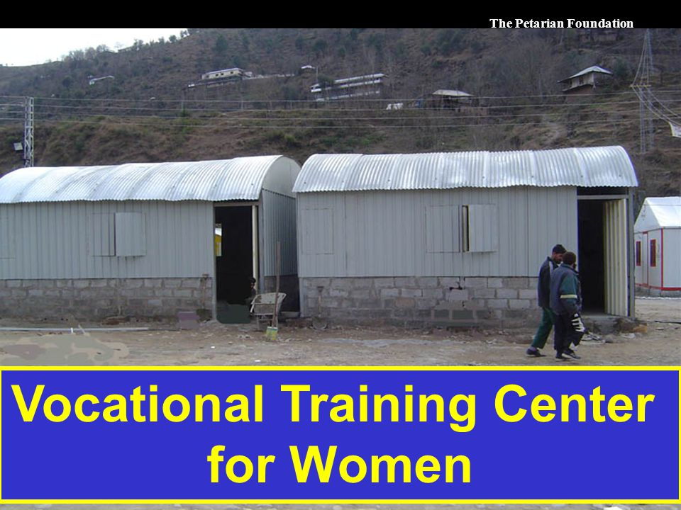 The Petarian Foundation Vocational Training Center for Women
