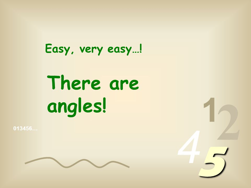013456… 1 2 4 5 What is the logic that exist in the arabic algorithms?