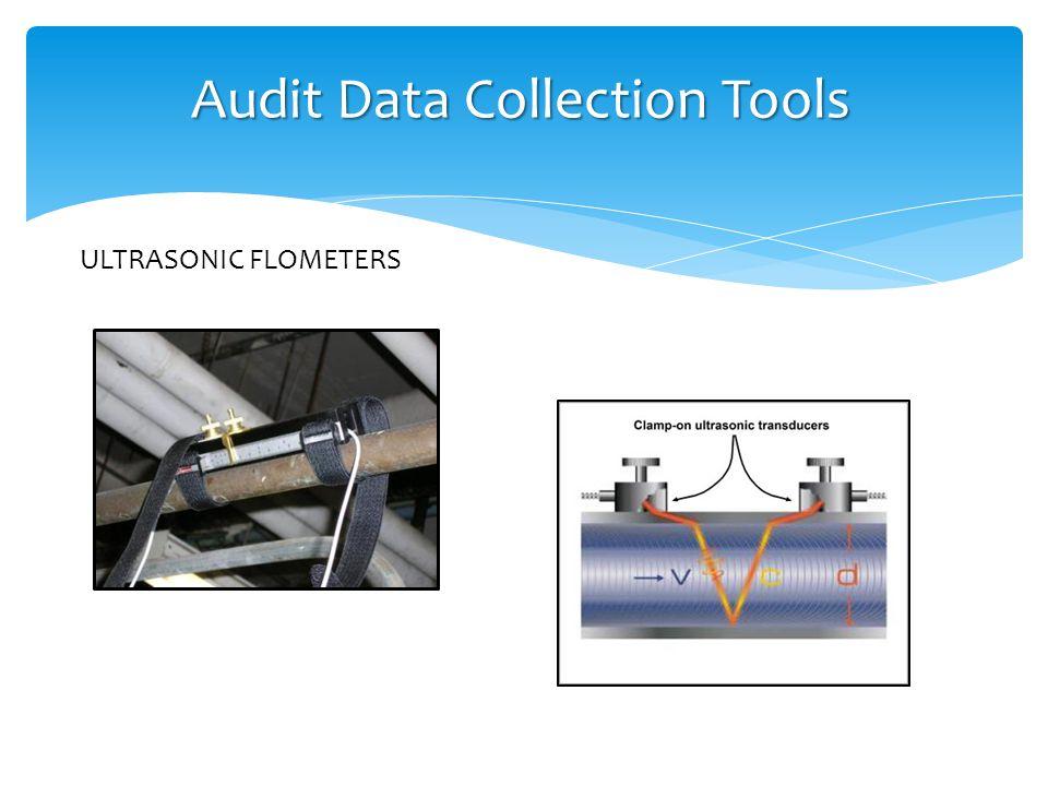 Leak Detection Tools ACCOUSTIC PRESSURE WAVES