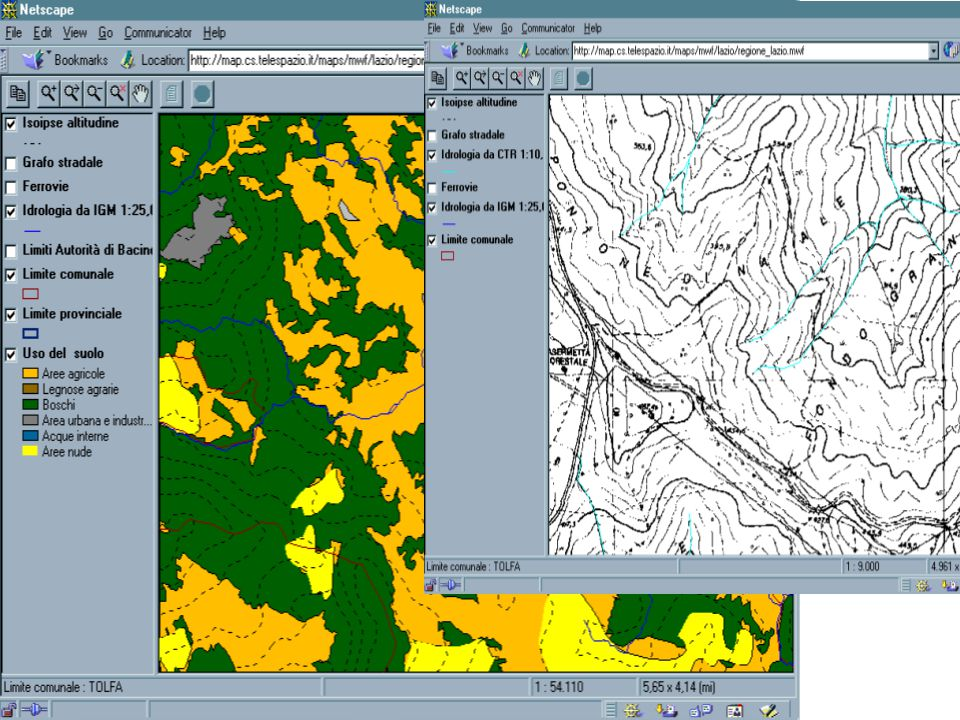 5th EC-GIS Workshop Stresa 28-30 June 1999
