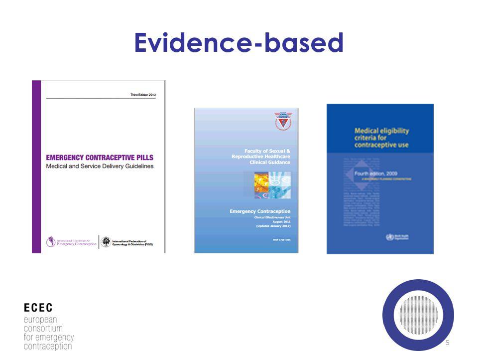 Evidence-based 5