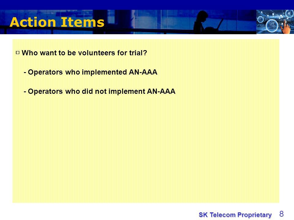 SK Telecom Proprietary 9 June 18, 2004 Bryan Kim kkh0623@nate.com Network R&D Center SK Telecom Questions & Answers
