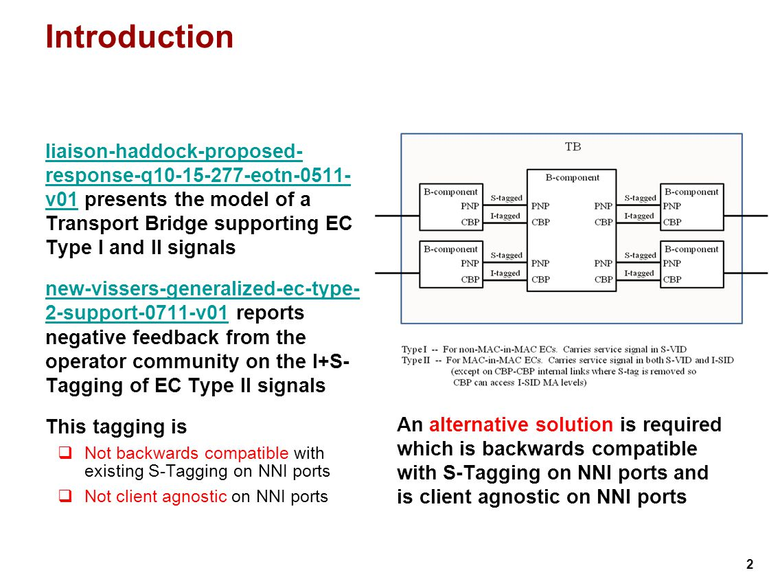 2 Introduction liaison-haddock-proposed- response-q10-15-277-eotn-0511- v01liaison-haddock-proposed- response-q10-15-277-eotn-0511- v01 presents the m