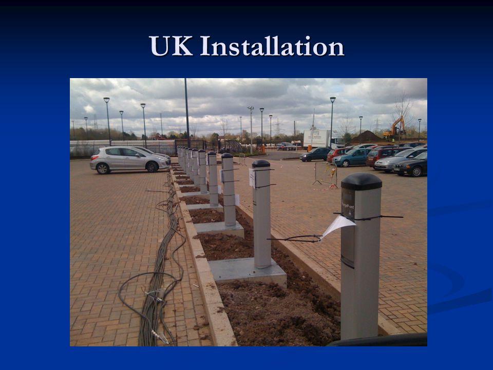 UK Installation