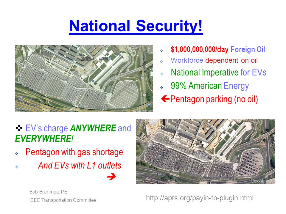 National Security.