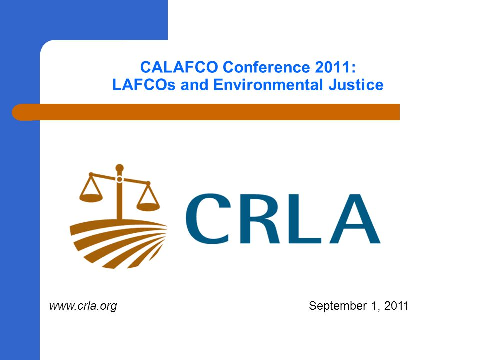 Overview Why should we care.Why LAFCO. Why Stakeholder Collaboration.