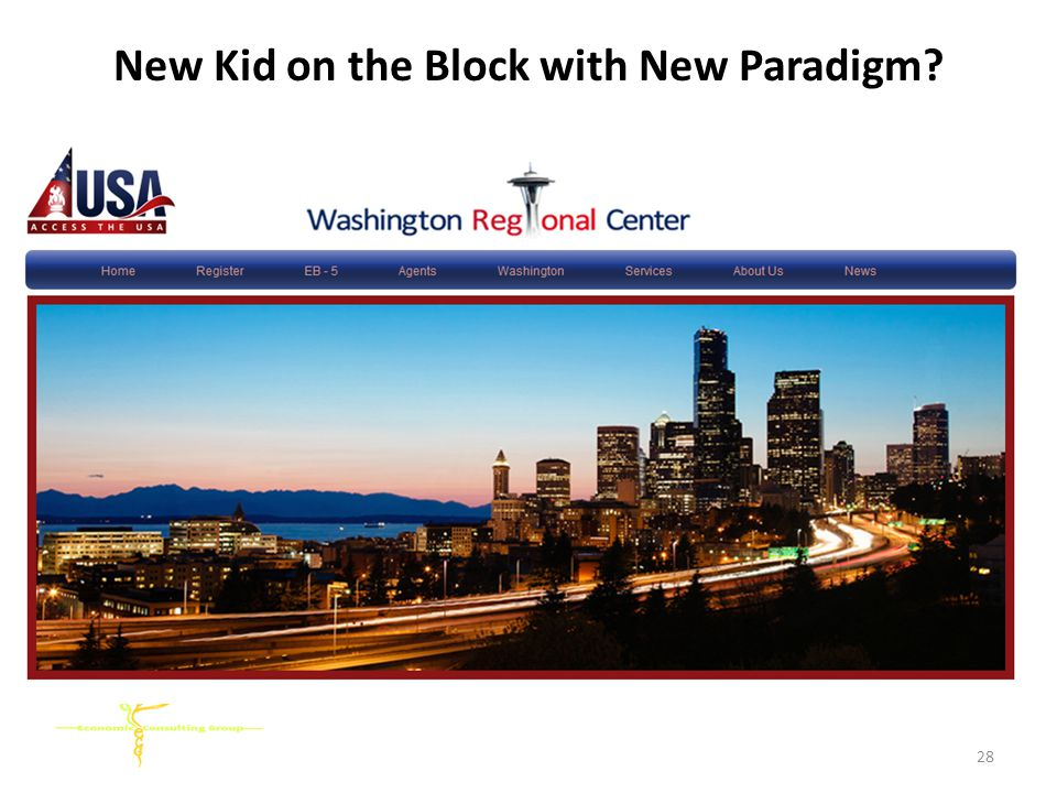 New Kid on the Block with New Paradigm 28