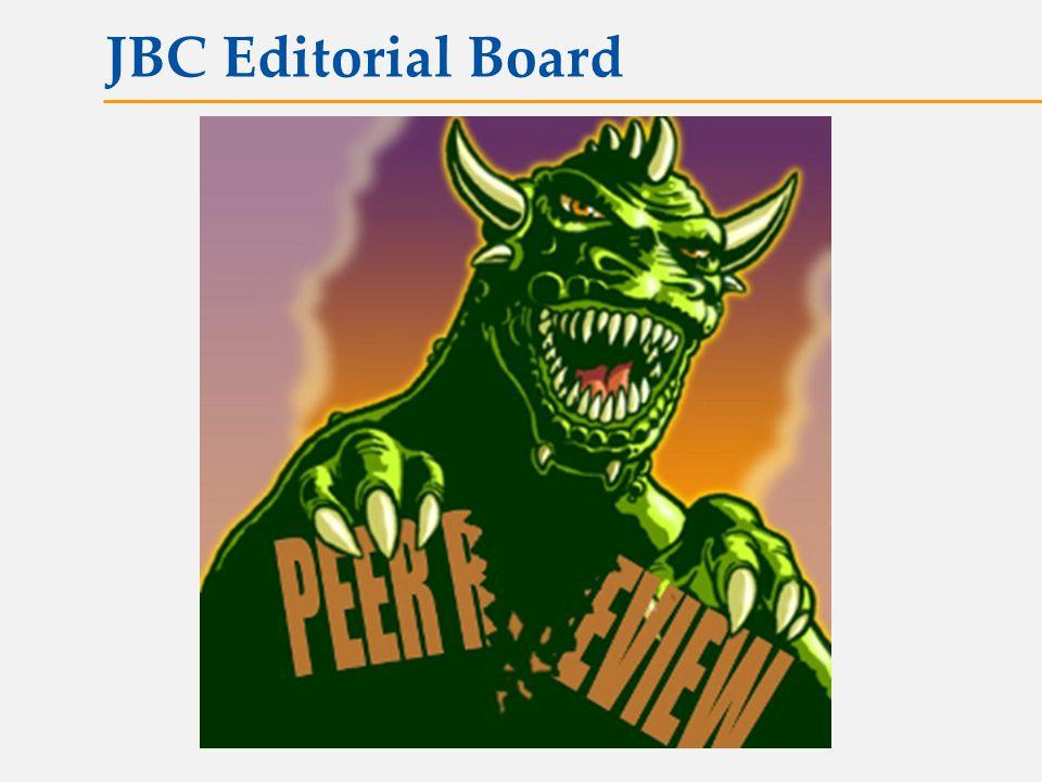 JBC Editorial Board