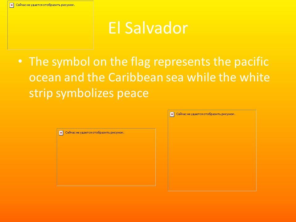 El Salvador By Slyena and Gabby