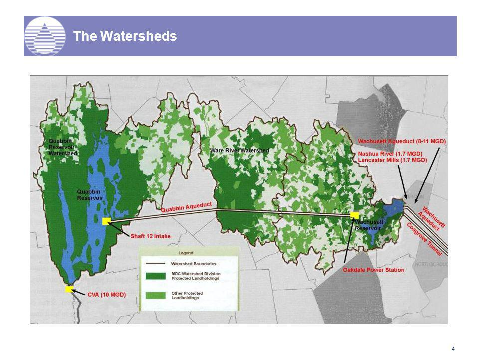 4 The Watersheds