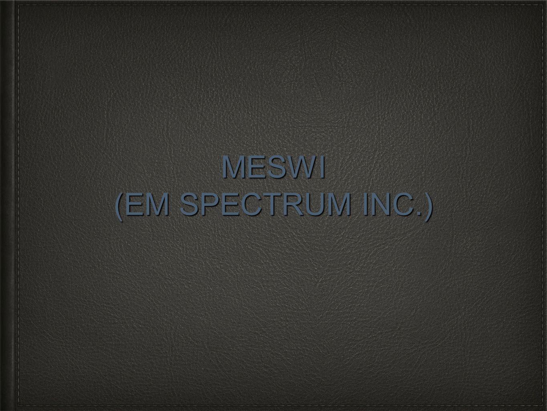 MESWI (EM SPECTRUM INC.)