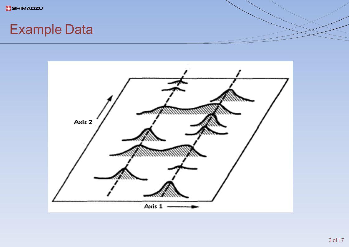 Data Preparation & Investigation EDA Technique Box Plots PCA Decision Trees Clustering Training Set Best features to distinguish between classes Relationships between features Feature reduction 4 of 17