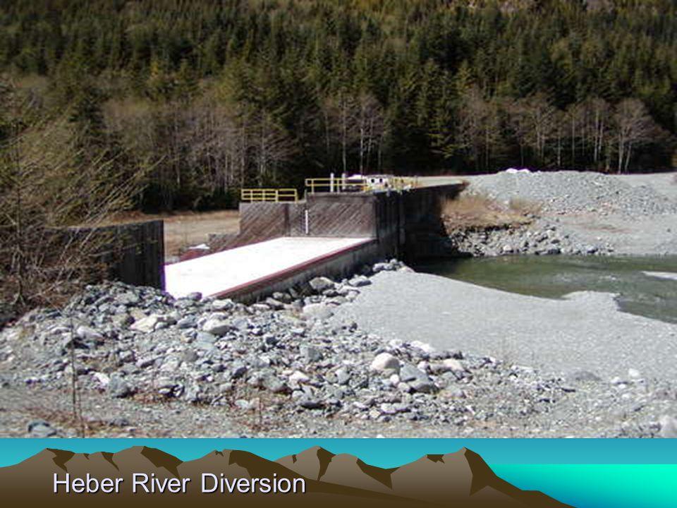Heber River Diversion