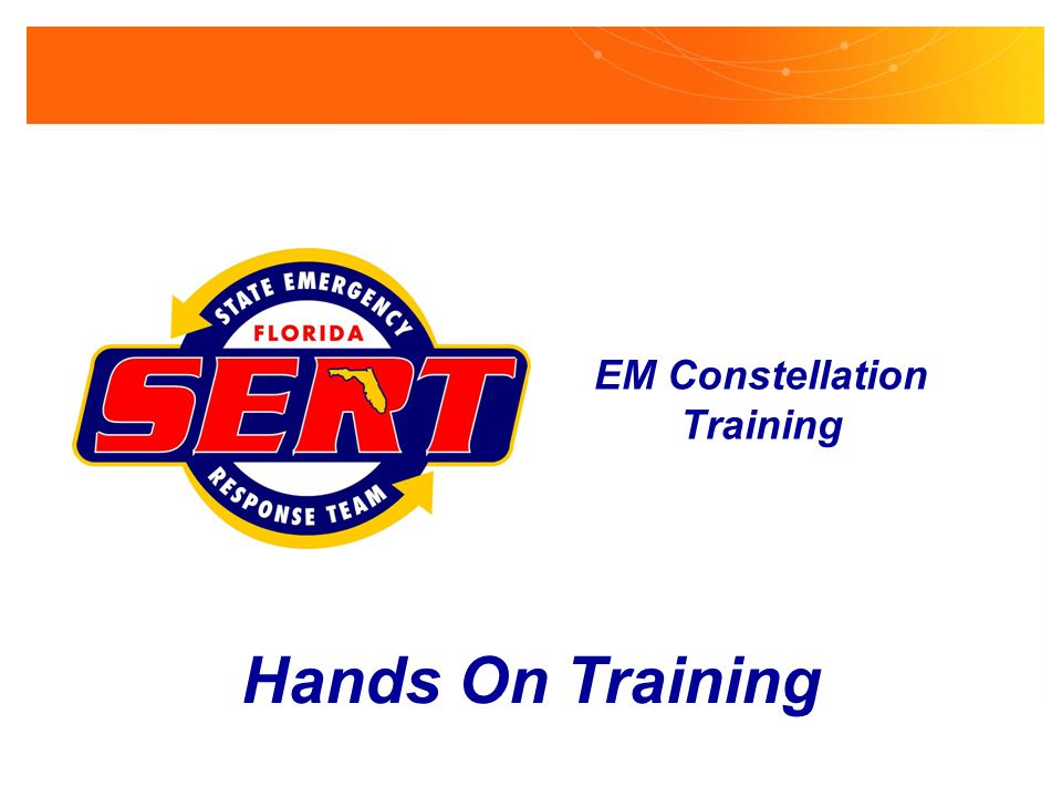 EM Constellation Training Hands On Training