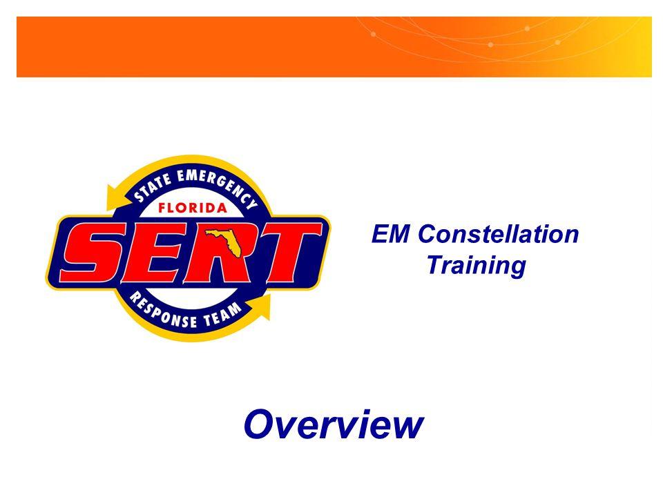 EM Constellation Training Overview